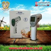Infra Red Thermometer Digital - Star Farm