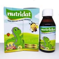 NUTRIDAT Suplemen Vitamin Anak Meningkatkan Nutrisi Otak Anak