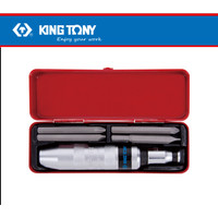 "OBENG KETOK 6PC MURAH 1/2"" IMPACT DRIVER SET CHROME KING TONY 04111FR"