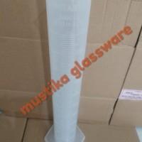 BEST SELLER Gelas Ukur Plastik/ Cylinder Measuring PP, Cap. 1000 ml,