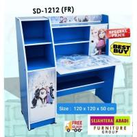 Meja Belajar Anak Karakter Frozen Kode SD-1212(FR)