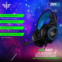 NYK HS-M01 Jugger Gaming Headset