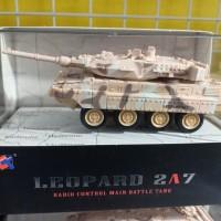 mainan anak rc tank mini rechargeable remote control tank panser