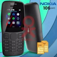 Nokia 106 handphone nokia 106 murah nokia jadul 106 radio dual sim