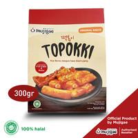 Mujigae Topokki 300 Gr (Tteokbokki)