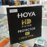 Filter HD UV HOYA Protector 67mm Original