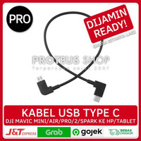 ✅ KABEL REMOTE DJI MAVIC MINI SPARK AIR MICRO USB C iOS LIGHTNING - USB Type C
