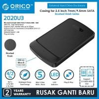ORICO HDD SSD Enclosure 2.5 Inch USB 3.0 - 2020U3