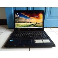 Acer 4738 Hitam Intel Core i3 2GB 500GB Laptop Bekas Second HDMI Black