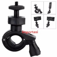 Stand Holder Gopro Insta360 Osmo Mobile Action Xiaomi Sepeda & Motor