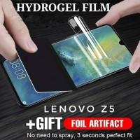 HYDROGEL LENOVO Z5 ANTI GORES SCREEN PROTECTOR FULL COVER