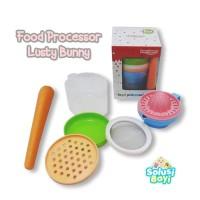 Lusty Bunny Food Maker Set Baby Food Set Alat Makan Bayi Food Set
