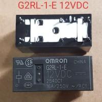 Relay 12VDC G2RL-1-E-DC12 Original OMRON Electronics