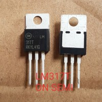 LM317 LM317T LM317TG TO-220 Original ON Semiconductor
