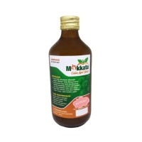 Cuka Apel Batu Organik Malang Cider Vinegar 300 ml