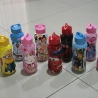 Botol Minum Anak Karakter 350ml - Botol Dot Susu Anak Karakter