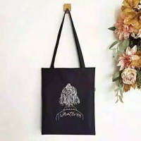 (RESLETING) Tote bag Fashion wanita & Pria