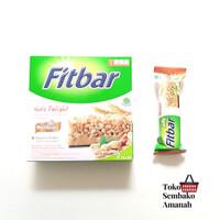 Fitbar Nuts Box 5x 22g