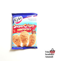 Kobe Tepung Super Crispy Kentucky 210g