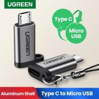 UGREEN 50590 USB Type C Female To Micro USB Male Converter Adapter