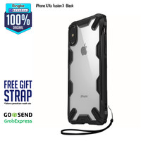 Ringke iPhone Xs / Xs Max / Xr Fusion X Anti Crack Anti Drop Original