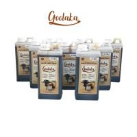 Gula Aren Cair Asli / Goolaka / palm sugar 1liter / langsung pabrik