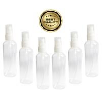 Botol Spray Sprei Semprot Uk 100ml (6 Pcs)