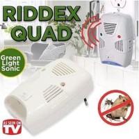 Riddex Plus Pengusir Tikus, Kecoa Serangga