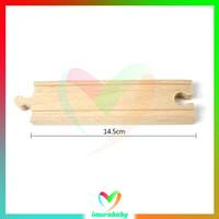 Mainan anak kayu - aksesoris track kayu