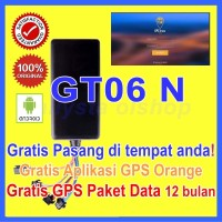 GPS Tracker GT06N Original Concox | Server Gratis