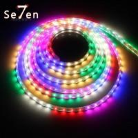 Lampu LED Hias Selang Outdor 10 Meter Warna-Warni RGB Eksterior Natal