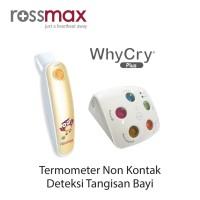 rossmax HA500 + WhyCry Plus