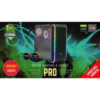 Paket PC Enter Gaming E-Sports PRO AMD X NvidiaGraphics