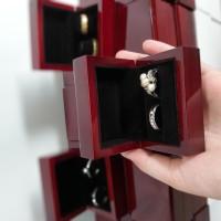 Box cincin couple bantal (ck.1)