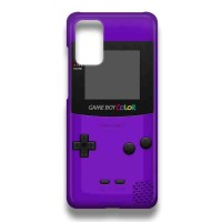 Hard Case Casing Game Boy Color Purple For Samsung Galaxy A51