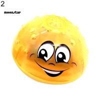 MS Cartoon Light Music Electric Induction Sprinkler Ball Kids Baby