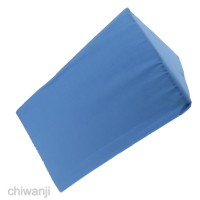Foam Bed Wedge Pillow Side Sleeping Cushion Bolster for Pregnancy