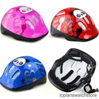 TOPL Helm Sepeda untuk Anak Perempuan / Laki-Laki