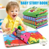Children Books Quiet Early Education Sensorial Animal Number
