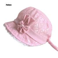 P Topi Lace Motif Bunga Ala Princess Multi Warna untuk Bayi/Anak