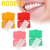 Rodeal 10 Box Orthodontic Dental Protective Wax for Orthodontics