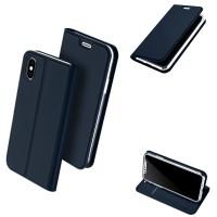 Magnetic Voltage Flip Wallet Book Case For iPhone 7 8 6 6S S Plus