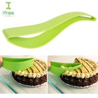 FE Cutter 1 Potong Slice Kue / Pisau Roti Pie Kue Bahan Plastik