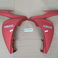 original cover front body samping Yamaha freego ori copotan motor