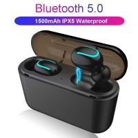 HESTIA TWS True Wireless Bluetooth 5.0 Earphone Charging Dock HBQ-Q32