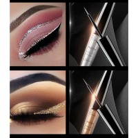 Eyeliner Glitter Cair Anti Air