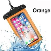 Casing Pelindung Anti Air untuk iPhone x / 8 / 7 / 6 / S / 5 / Plus