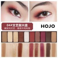 Palet Eyeshadow Warna Coklat