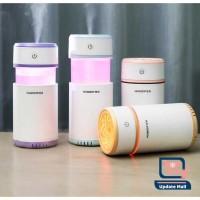 AIR HUMIDIFIER RETRACTABLE Unik 200ML with Lampu LED Tidur