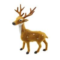 Boneka Rusa Ukuran 20 cm untuk Dekorasi Natal/Hadiah